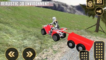 Quad Bike OffRoad Adventure screenshot #2