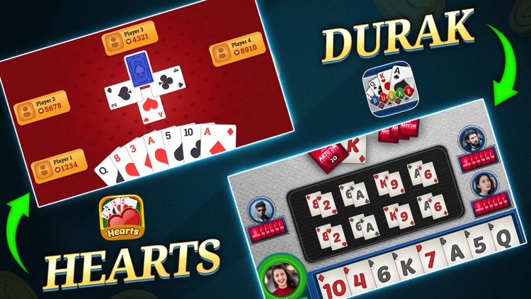Collection of Best Card Games! screenshot-7