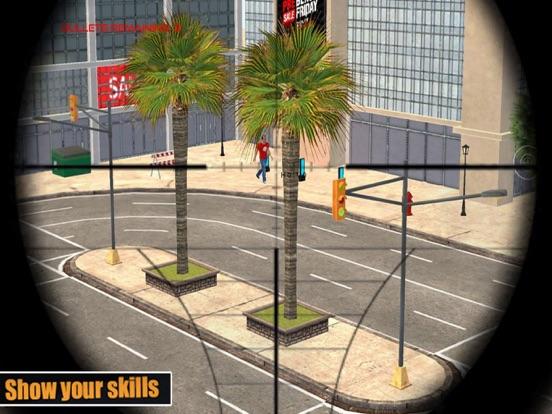 Hunter Mafia City 3D screenshot 5