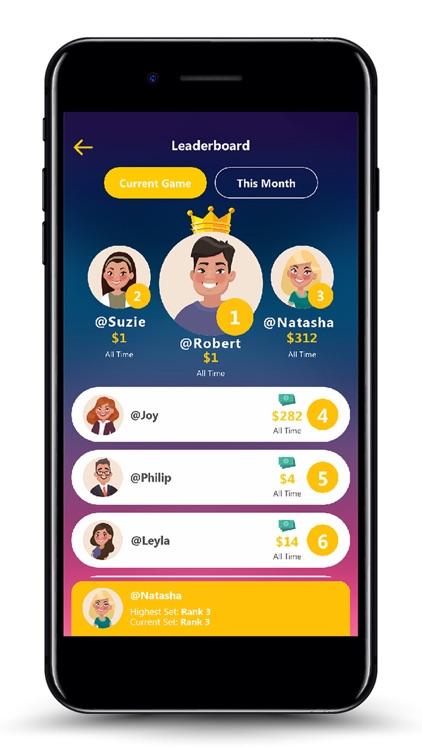 Play and Win -Win Cash Prizes! screenshot-3