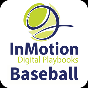 InMotion Baseball Playbook app