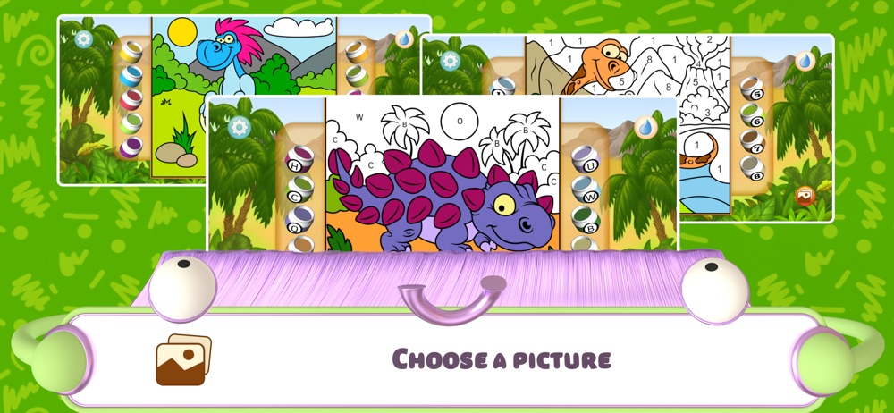 Paint by Numbers – Dinosaurs Cheat Codes