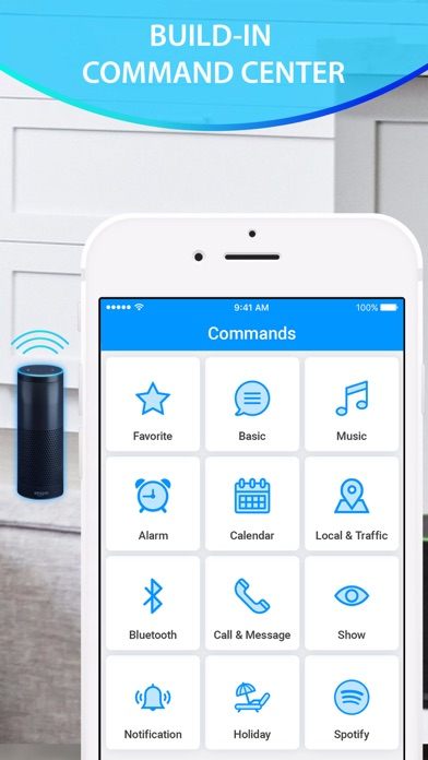 Flex for Alexa Echo Dot App app image