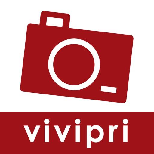 写真プリント・現像 vivipri ビビプリ