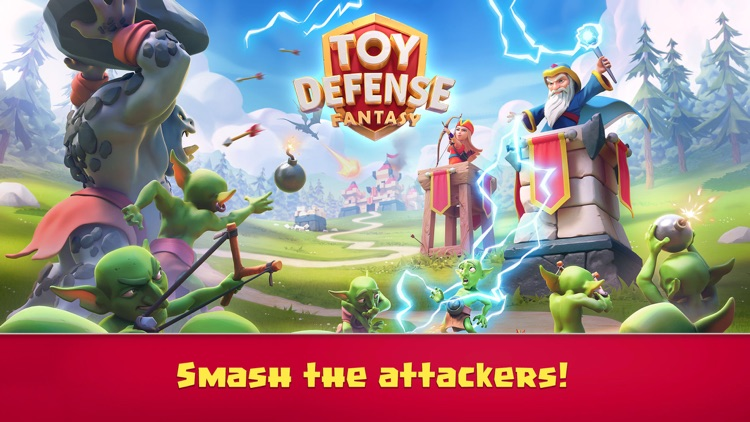 Toy Defense Fantasy — TD Tower screenshot-7