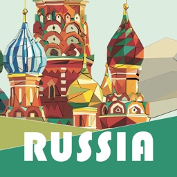 Russia: Travel Guide Offline