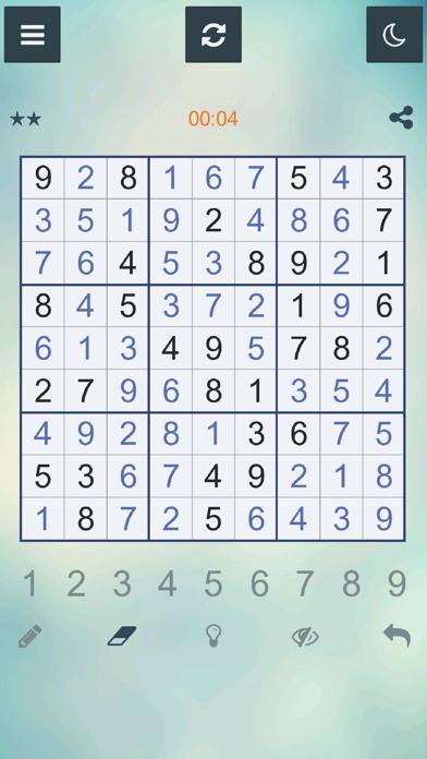 ™ SudokuCaptura de pantalla de2