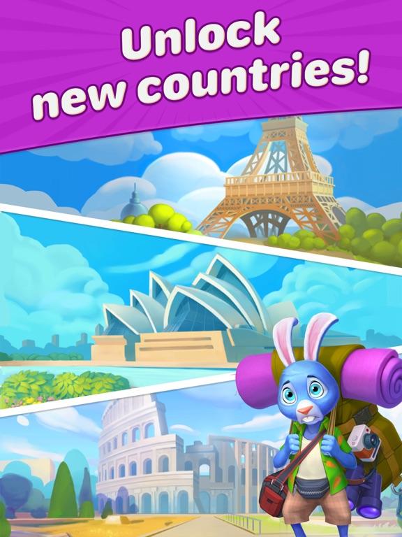Travel Blast: Puzzle Adventureのおすすめ画像9