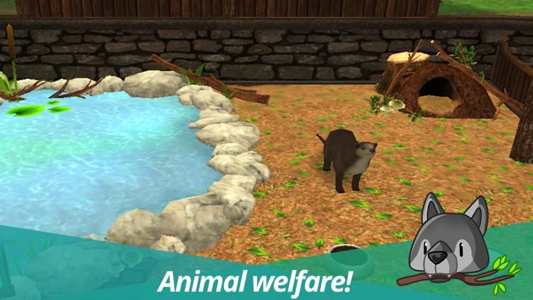 Pet World - WildLife America screenshot-5