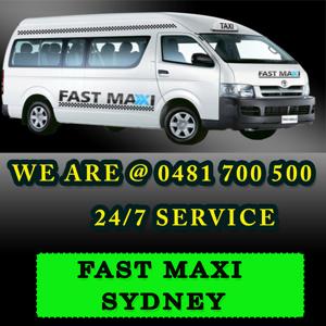 Fast Maxi Sydney