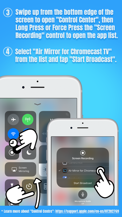 Air Mirror for Chromecast TVのおすすめ画像5
