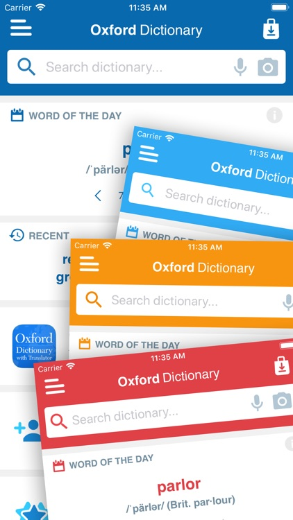 Oxford American English screenshot-4