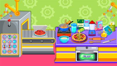 لعبة الطبخ – البيتزا اللذيذةلقطة شاشة1