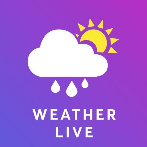 Weather forecast - radar