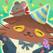 고양이 화가 냐호 냐미제라블