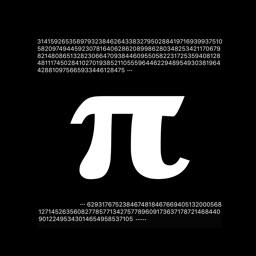 Sleepy Pi - power of π