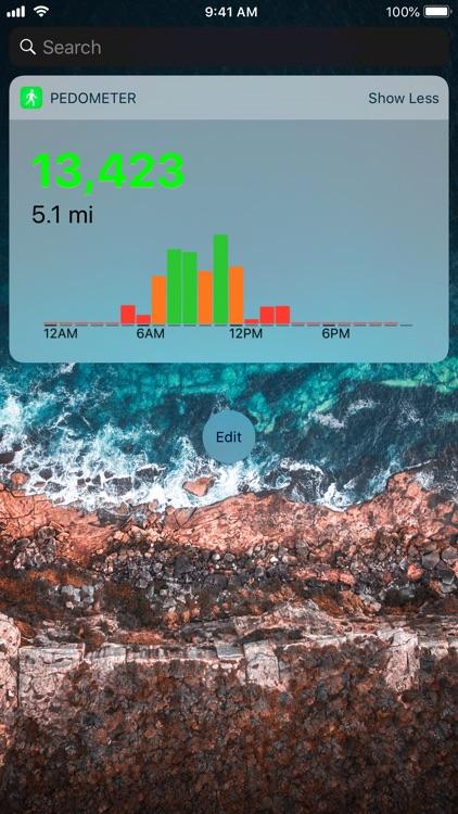 Pedometer++ screenshot-9