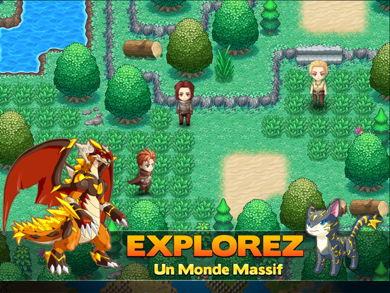 Screenshot #4 pour Neo Monsters