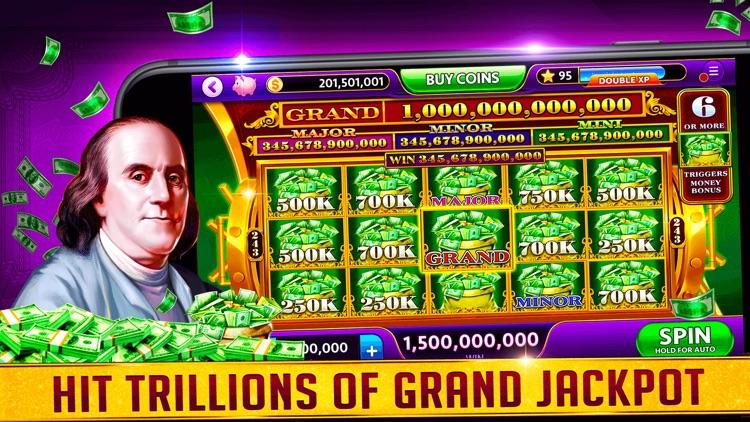 Spin 4 Win: Vegas Slots Casino screenshot-5