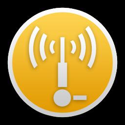 Ícone do app WiFi Explorer