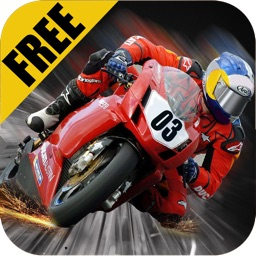 Superbike Vs Super Sonic Cars FREE : Tough Asphalt Track Moto Rally