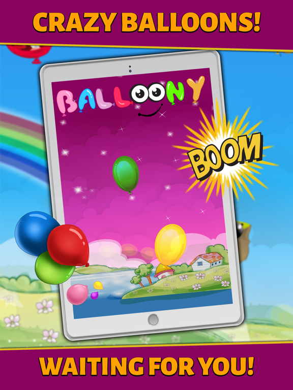 Balloon Popping - Kids Games screenshot 5