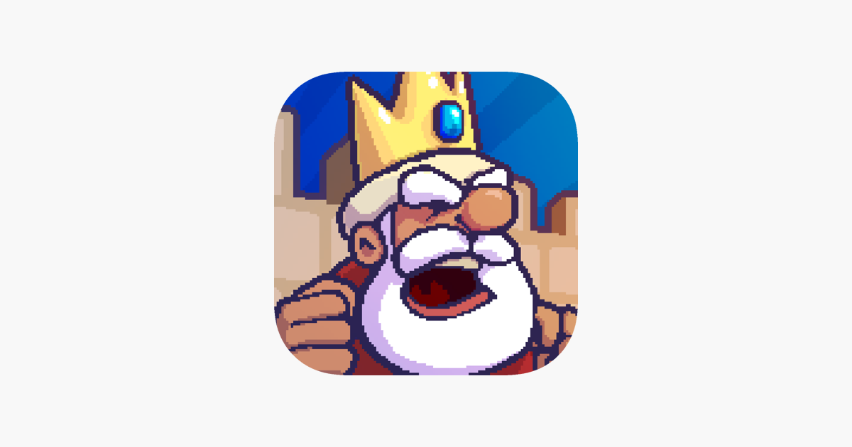 King Crusher - Roguelike Game on the App Store