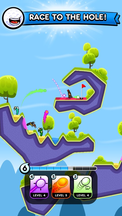 Golf Blitz screenshot-0