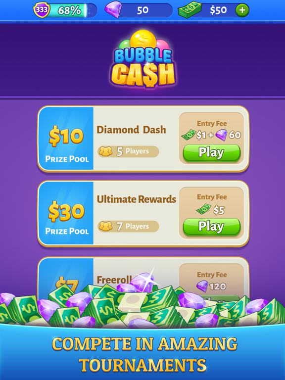 Bubble Cash screenshot 14