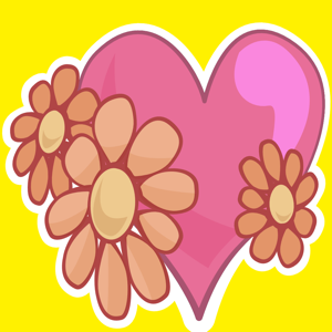 Love You Love Me Stickers - Stickers app