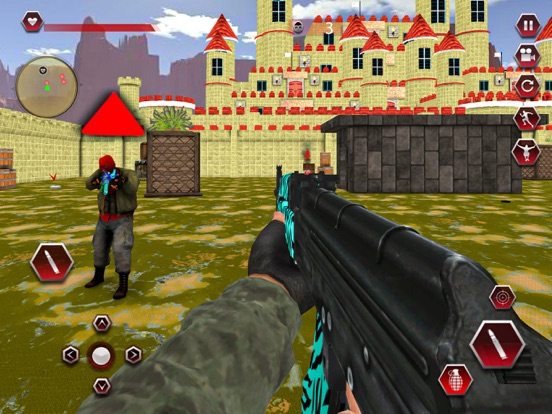 Sniper Strike Shooting Battle screenshot 5