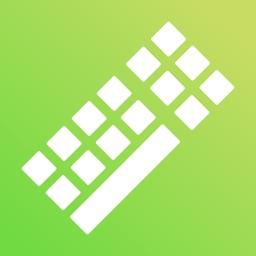 PadKeys - Number Row Keyboard