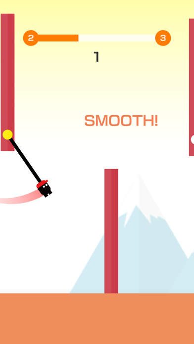 Sling and Jump Screenshot