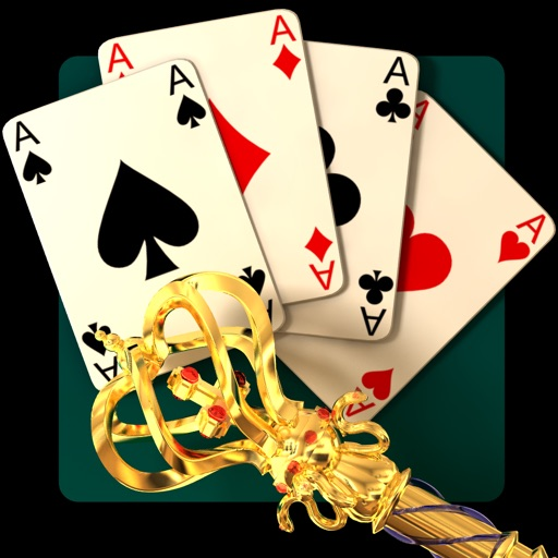 21 Solitaire Card Games