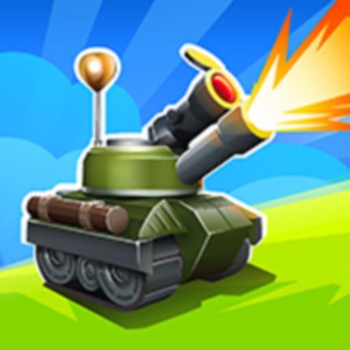 Tankhalla: アーケードゲーム.戦闘ゲーム&タンク