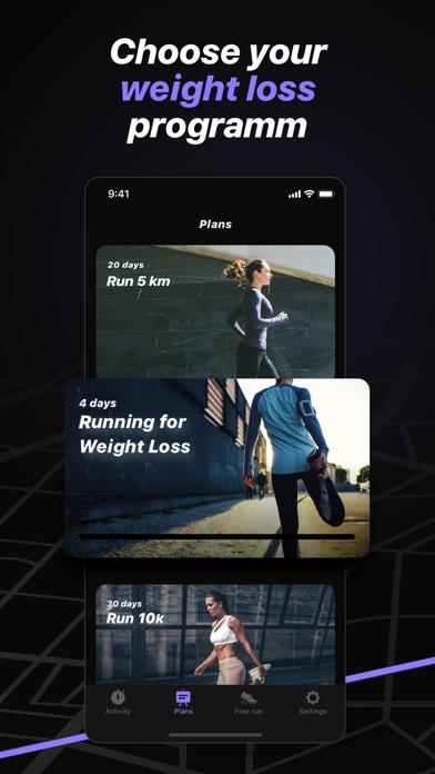 Run & Walk to lose weightのおすすめ画像3