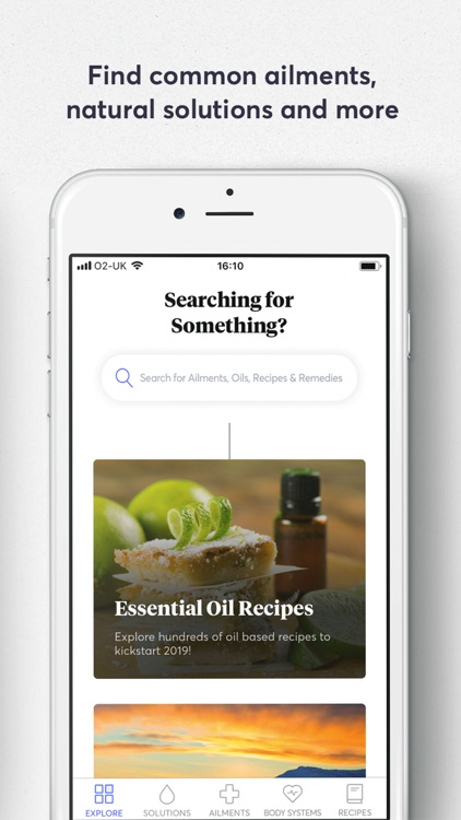 The Essential Life - Oil Guide screenshot-4