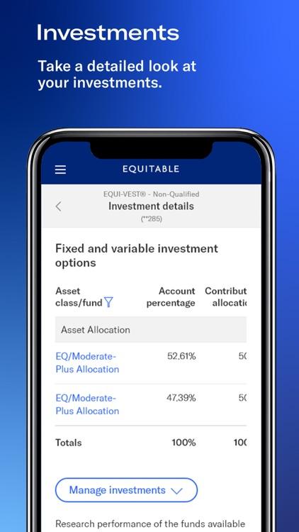 Equitable Mobile App screenshot-6