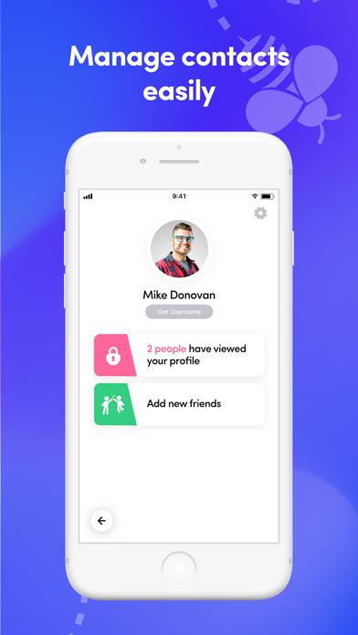 FindBee - Friend Locator Screenshot