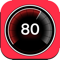 App Icon for GPS Digital Speed Tracker Pro App in Sri Lanka App Store