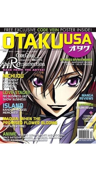 Otaku USA Magazineのおすすめ画像3