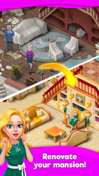 Merge Villa screenshot 1
