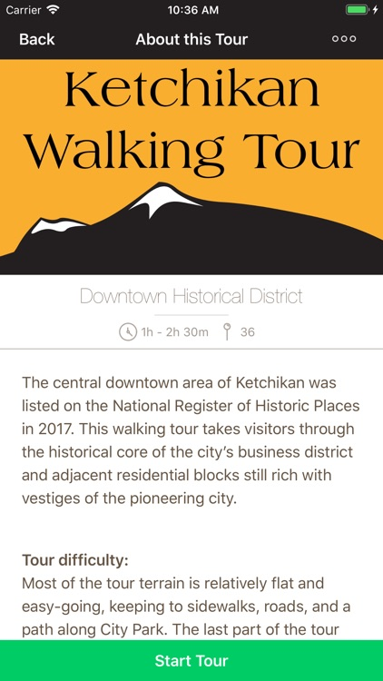 Ketchikan Walking Tour