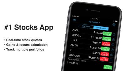 Stocks #1 Screenshot
