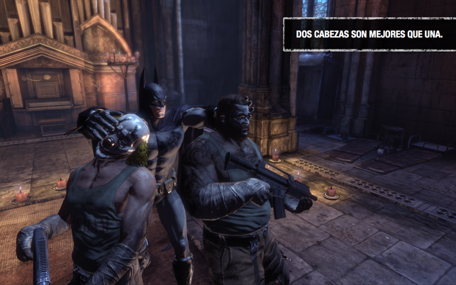 ‎Batman: Arkham City GOTY Screenshot