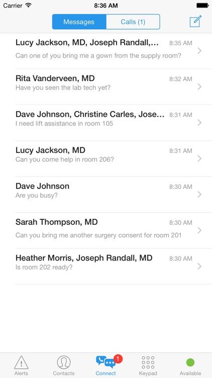 CareAware Connect screenshot-3