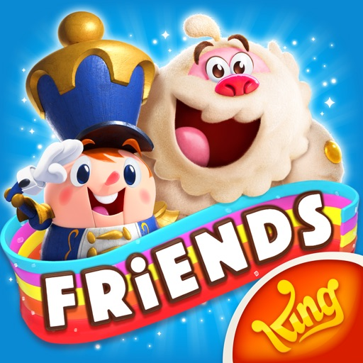 Candy Crush Friends Saga app for ipad