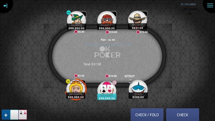 Ok Poker By Loto Quebec