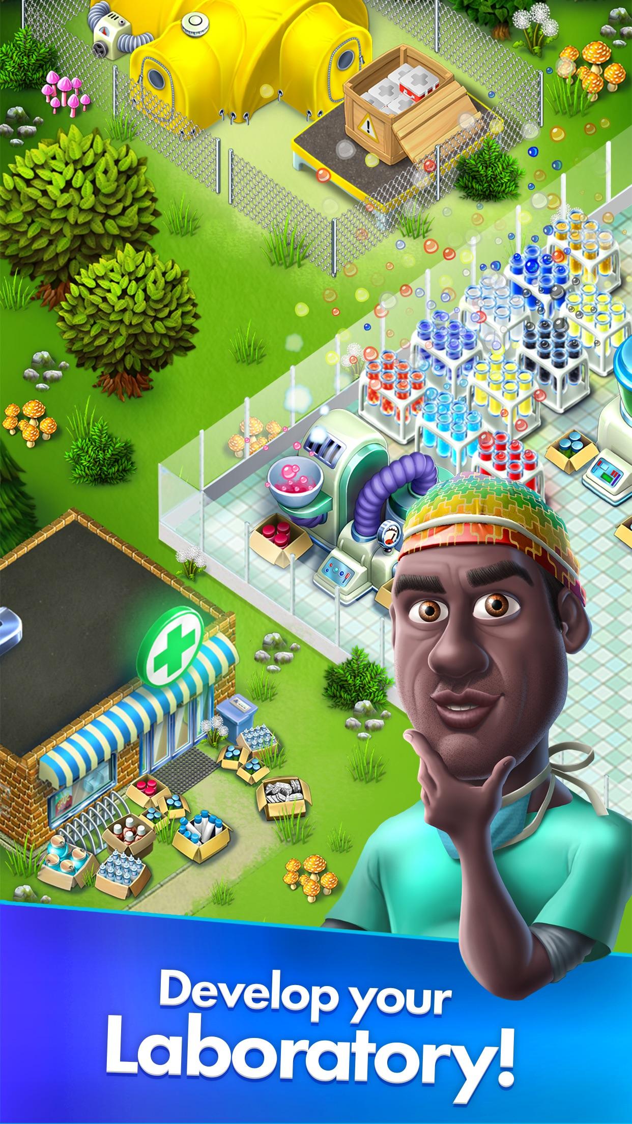 My Hospital: Build. Farm. Heal Screenshot