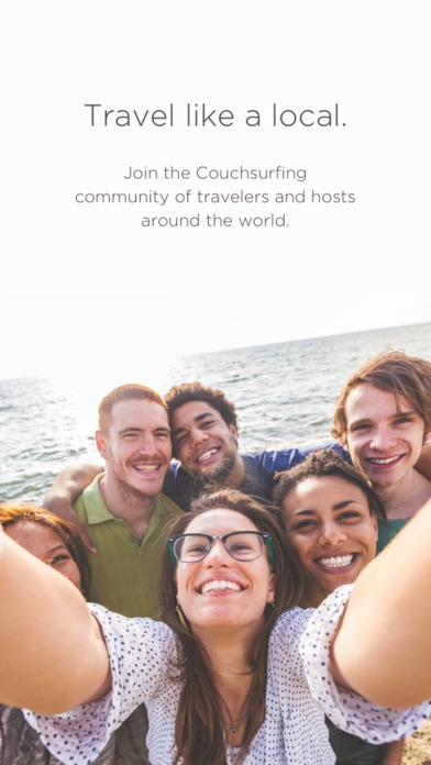 Download Couchsurfing Travel App for Pc